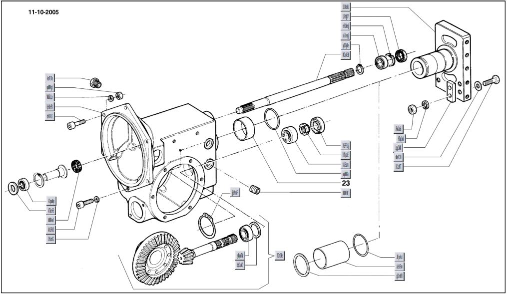 US4630191 likewise Ford tractor transmission parts 8 speed moreover 4230 John Deere Starter Relay Wiring Diagram besides Mahindra Fuel Filter Location further Ford 1710 Tractor Wiring. on ford 4630 tractor wiring diagram